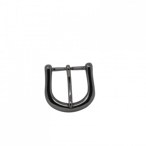Dress belt buckle