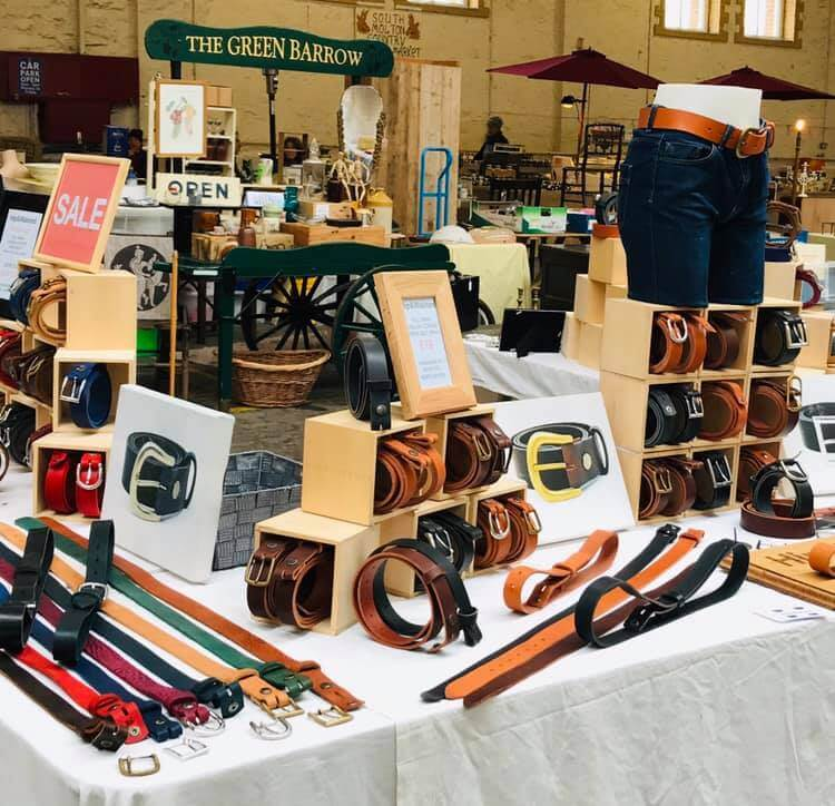 South Molten Pannier Market - Hip & Waisted | Belts & Buckles