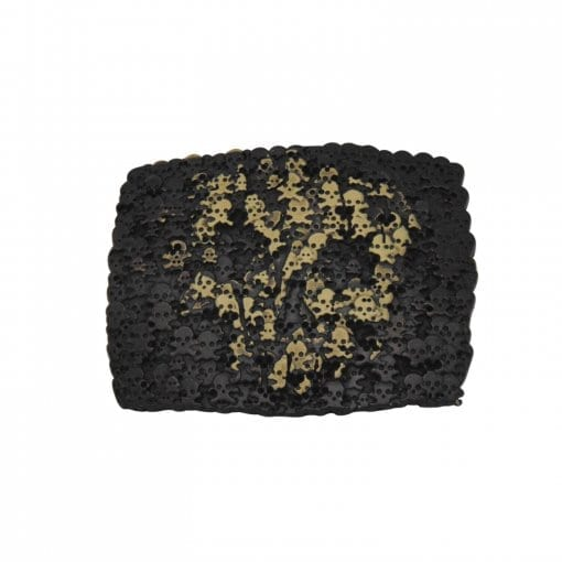 Detachable ornate belt buckle