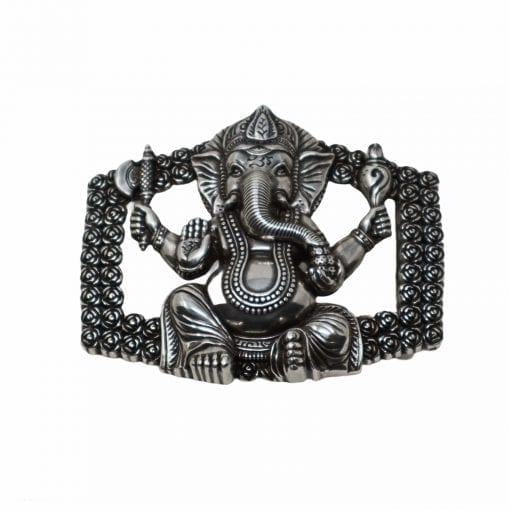 Ganesh belt buckle