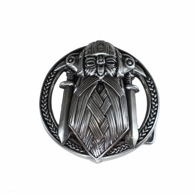 viking belt buckle