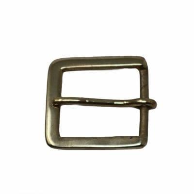 40mm brass belt buckle
